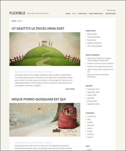 flexible-responsive-blog-theme