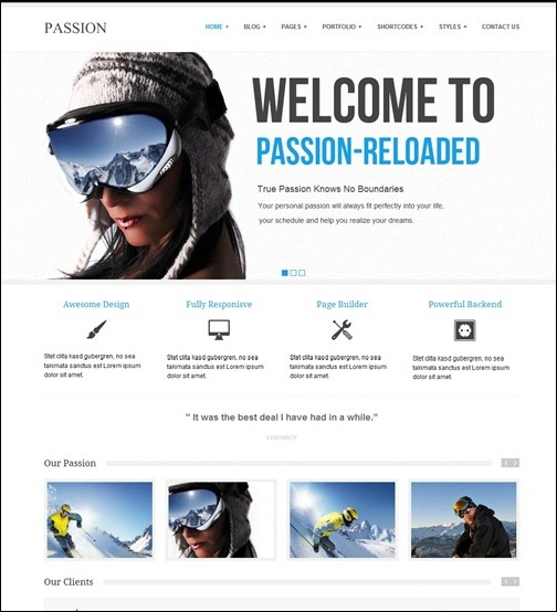 passion-business-wordpress-theme