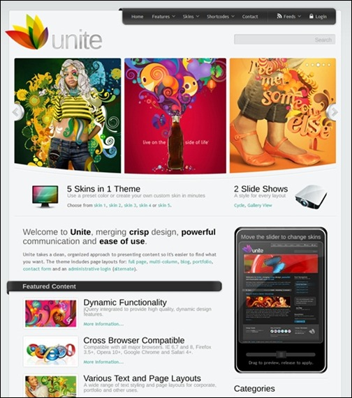 unite-wordpress-theme