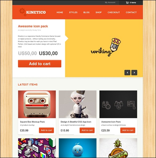 kinetico-responsive-e-commerce-wordpress-theme