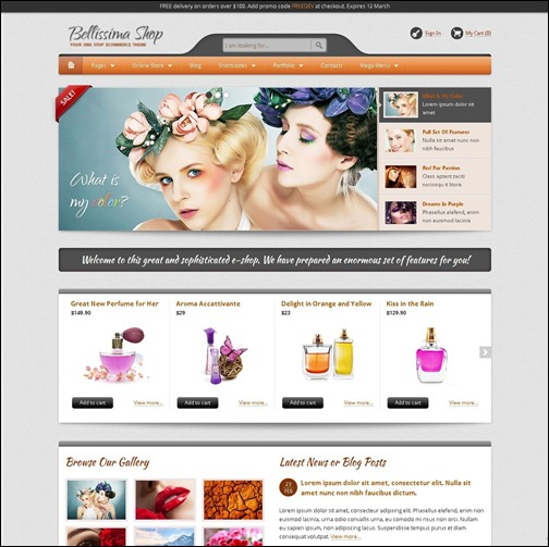 bellissima-woocommerce-wordpress-template