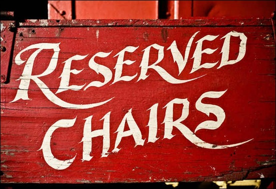 reserved-chairs