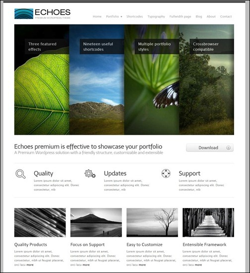 echoes-wordpress-business-theme