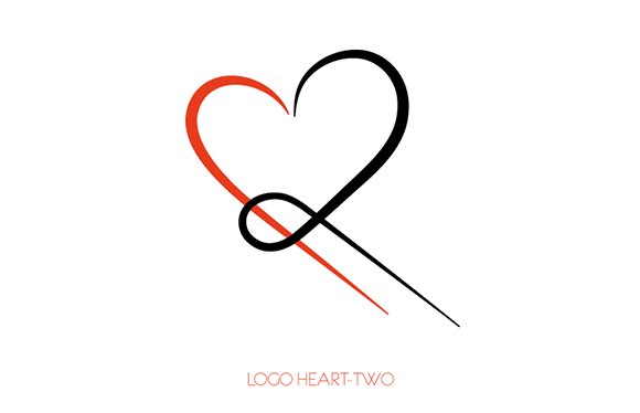 Logo Heart Two