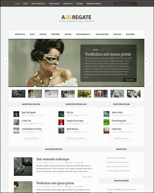aggregate-business-wordpress-theme