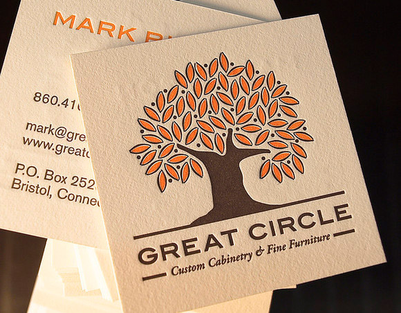 Great Circle Biz Card