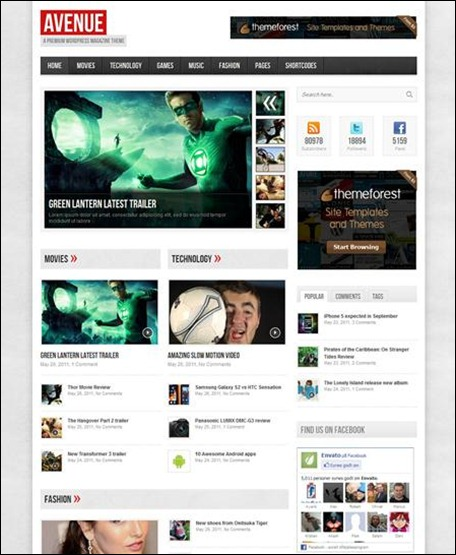 avenue-cool-wordpress-theme