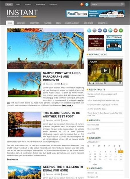 instant-wordpress-magazine-theme