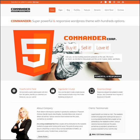 commander-responsive-multipurpose-theme