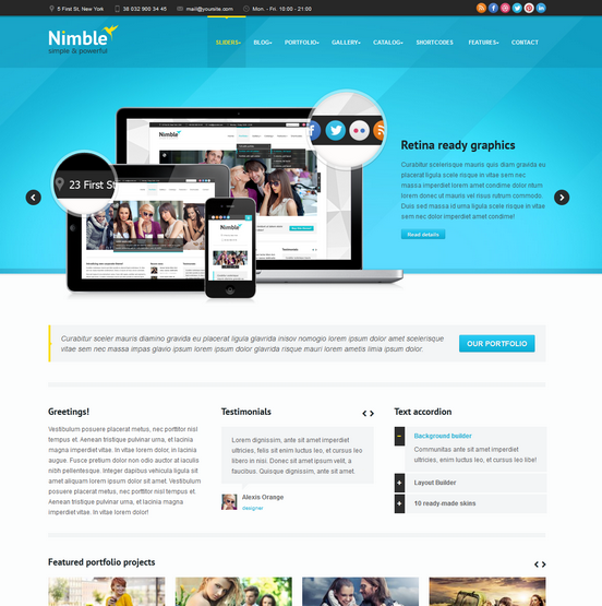 nimble-multipurpose-retina-ready-wordpress-theme