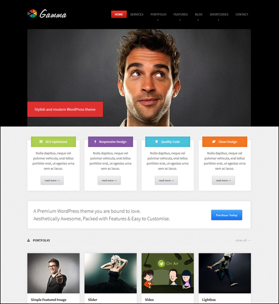gamma-responsive-multipurpose-wordpress-theme