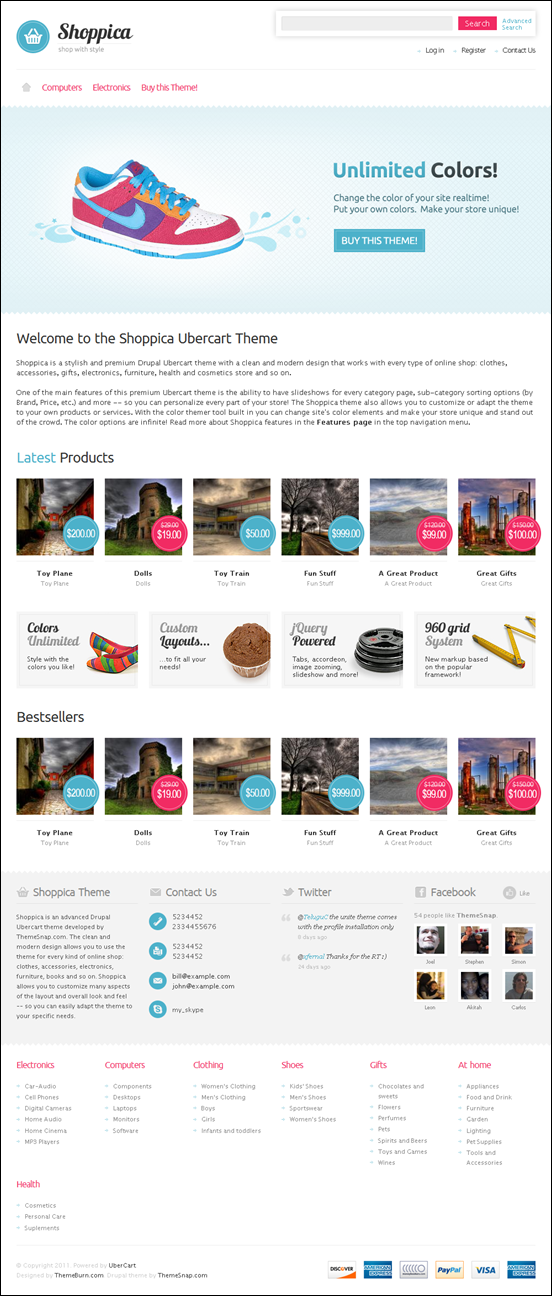 shoppica-drupal-7-theme