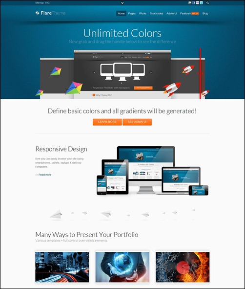 flare-wordpress-business-theme