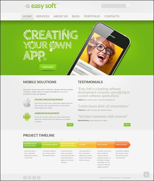 EASY-SOFT-drupal-7-theme