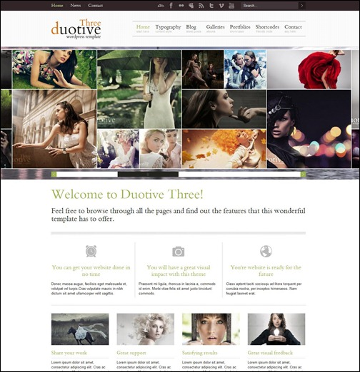 duotive-three-complete-wordpress-template