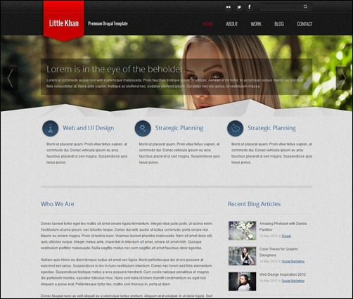 Little Khan-drupal-7-theme