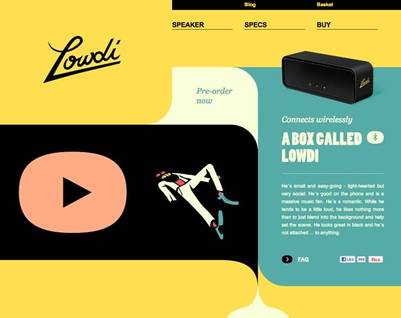 21 Inspiring Examples of Colorful Websites