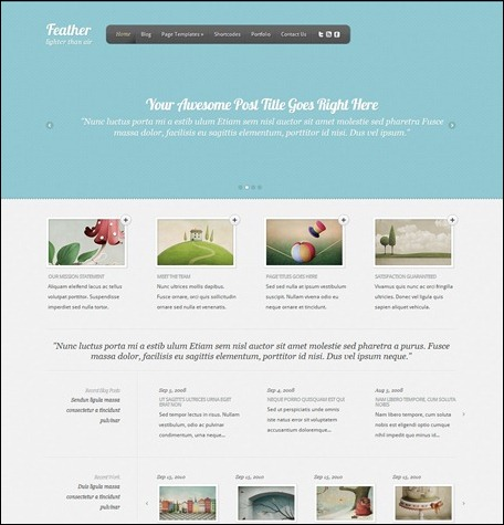 feather-elegant-theme