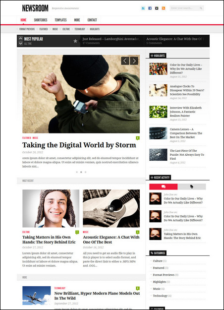 newsroom-responsive-news-magazine-theme