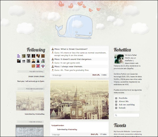 vintage-sky-cute-tumblr-theme