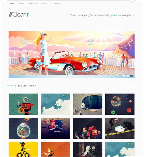 cleanr-responsive-grid-style-theme