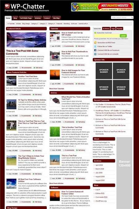 wp-chatter-theme