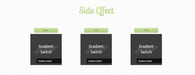 SideEffect, jQuery Image Plugin