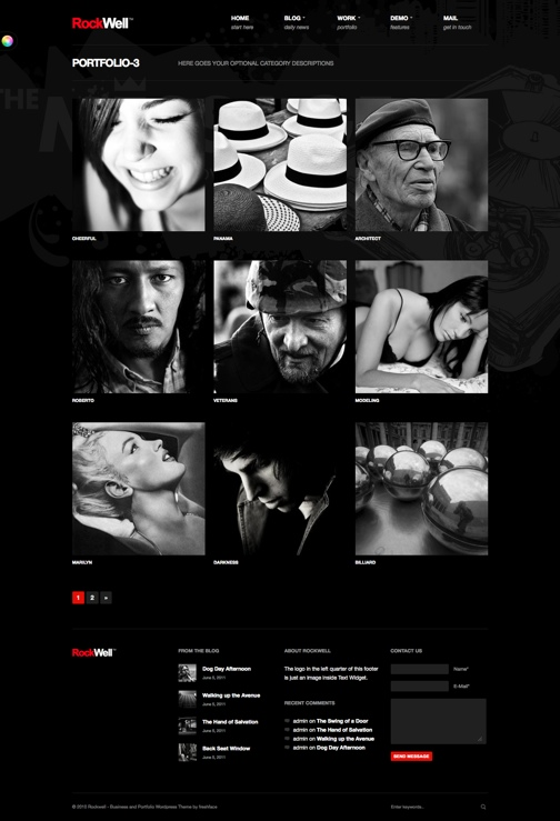 rockwell-portfolio-wordpress-theme