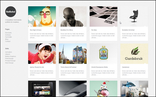 gridlocked-minimalistic-wordpress-portfolio-theme