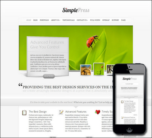 simplepress-responsive-clean-wordpress-theme