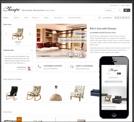 cheope-shop-flexible-ecommerce-theme