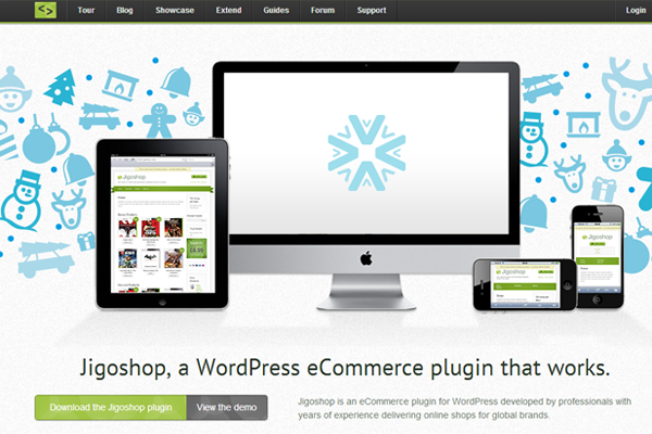 Jigoshop freebie WordPress theme download