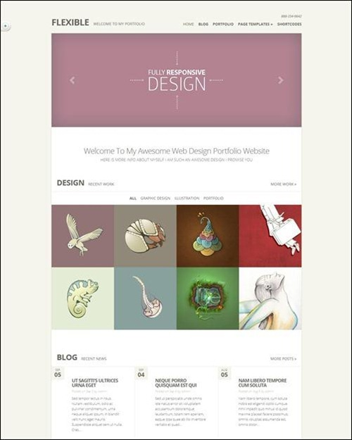 flexible-wordpress-business-theme