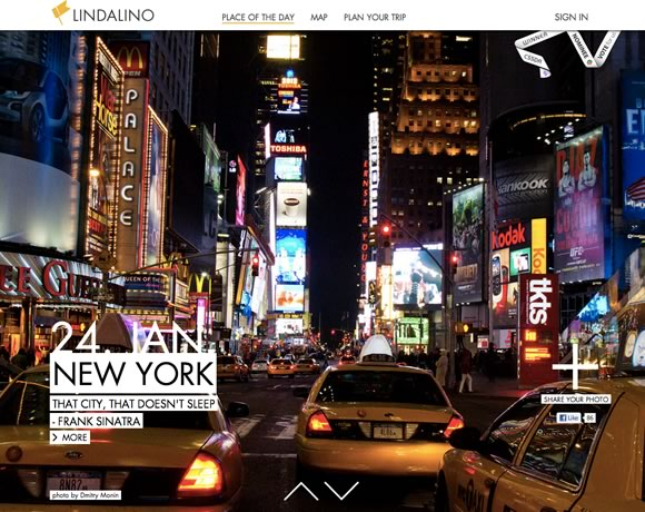 21 Examples of Dark Colors in Web Design