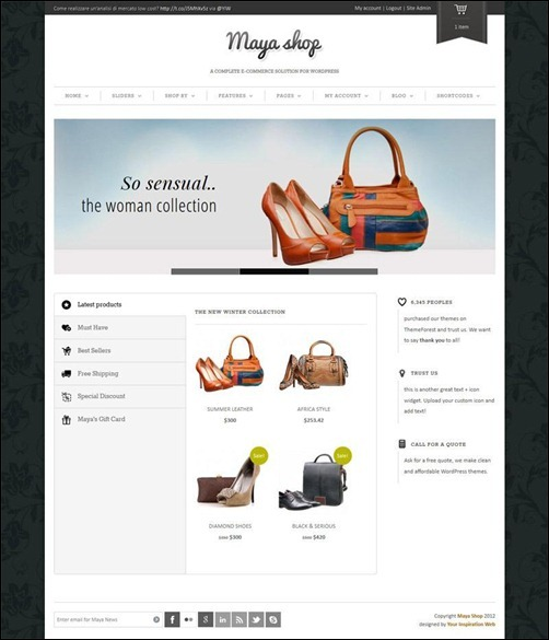 mayashop-wordpress-business-theme