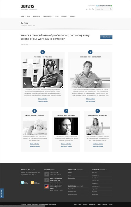 choices-wordpress-business-theme