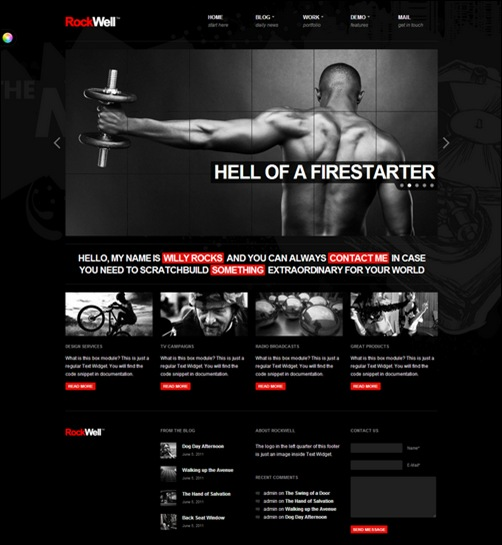 rockwell-portfolio-blog-dark-wordpress-theme