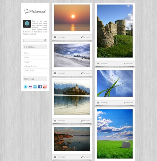 polariod-tumblr-theme