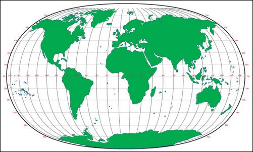 004 world map vector