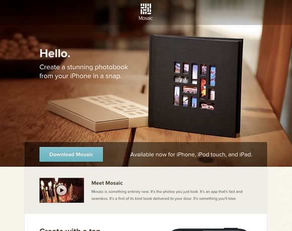 21 Beautiful Image Use in Web Design