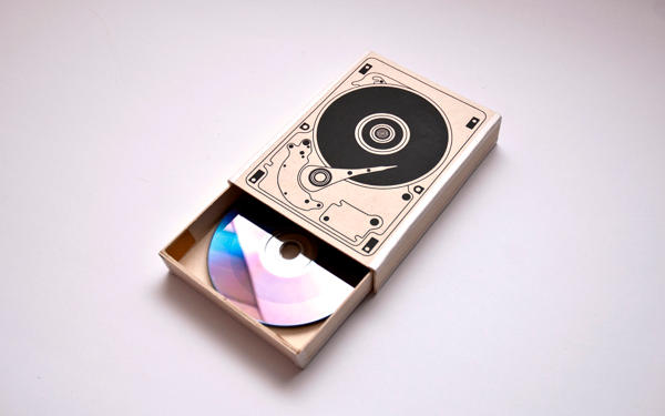 wooden box harddrive digital storage product