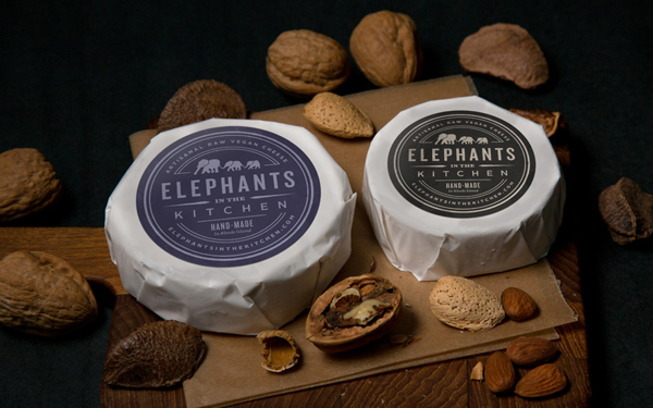 elephants in the kitchen packaging foods