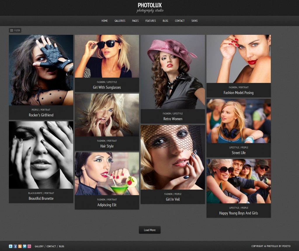 photolux best wordpress themes