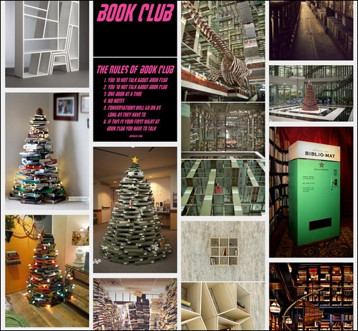 Bookshelfporn Creative Tumblr Blog Designs