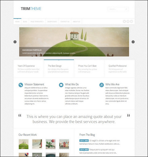 trim-wp-theme