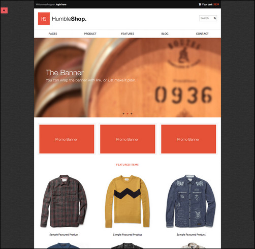 humbleshop-minimal-responsive-ecommerce-template