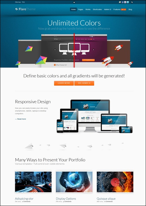 flare-responsive-business-theme