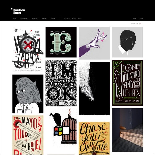 Baubauhaus Creative Tumblr Blog Designs