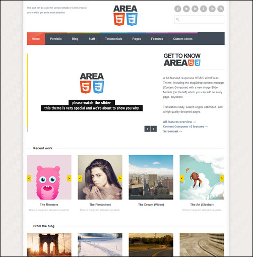 area53-a-responsive-wordpress-theme