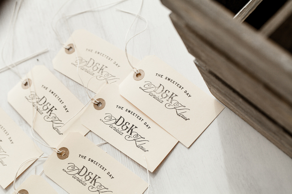 wedding alcohol bottles tags invites
